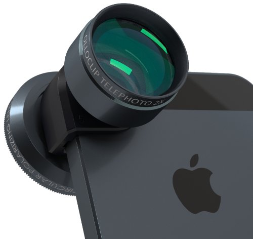 Olloclip 4-in-1 Lens Solution for iPhone 5 5s - Tech Gift ideas for Valentine 2014