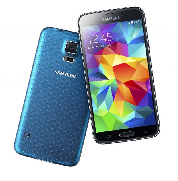 What's new in the Samsung Galaxy S5?