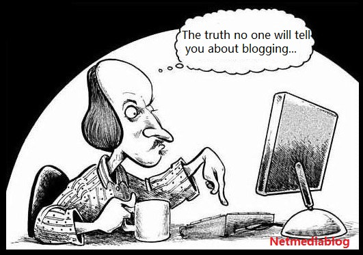 The truth no one will tell you about blogging