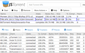 BitTorrent client for Chromebooks
