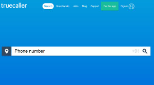 TrueCaller: Discover Contact Details of Unknown Number