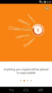 Copy Bubble – Copy and Paste Multiple Items on Android