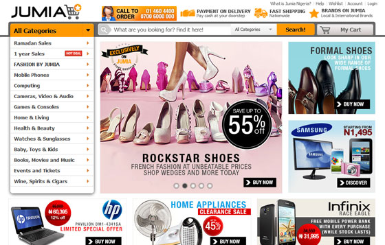 Why you should Shop Online in Nigeria