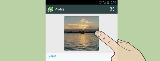 What is the Size of Whatsapp Profile Picture?