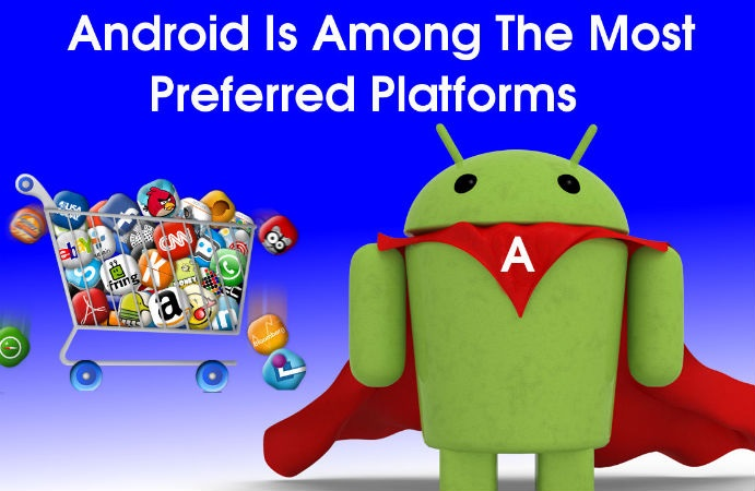 8 Reasons Why Android Is Among The Most Preferred Platforms