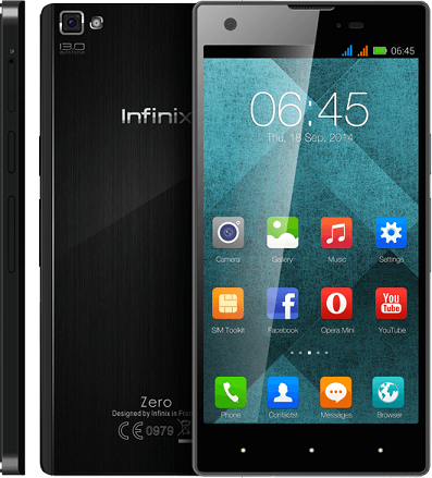New Smartphone Brands in Nigeria - Infinix