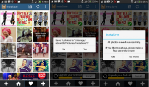How to save Instagram Photos to PC and Smartphone
