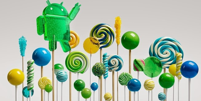 New Features of the Android 5.0 Lollipop