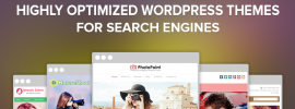 ighly Optimized WordPress Theme For Search Engines
